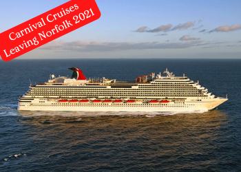 carnival cruise leaving norfolk, va 2021